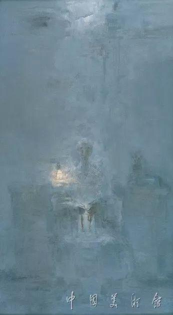 中国美术馆典藏近百幅油画欣赏插图79