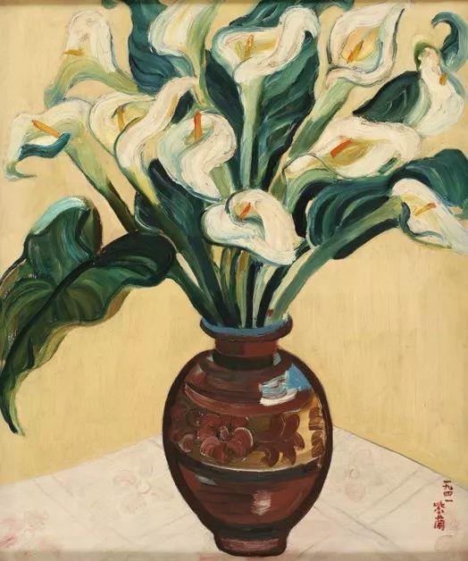 中国美术馆典藏近百幅油画欣赏插图87