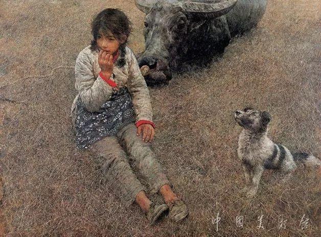 中国美术馆典藏近百幅油画欣赏插图94