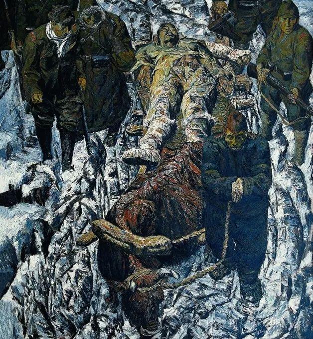 中国美术馆典藏近百幅油画欣赏插图101