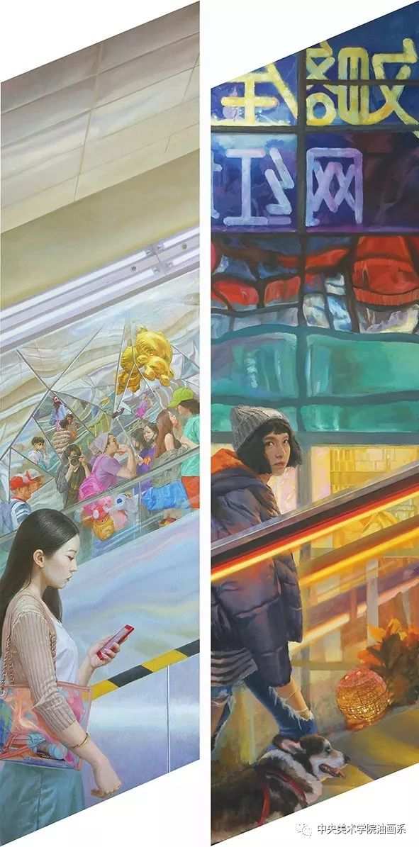 2019年中央美院油画系研究生毕业作品插图44