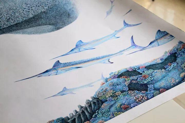 90后男孩的极品钢笔画,细腻的让人窒息插图68