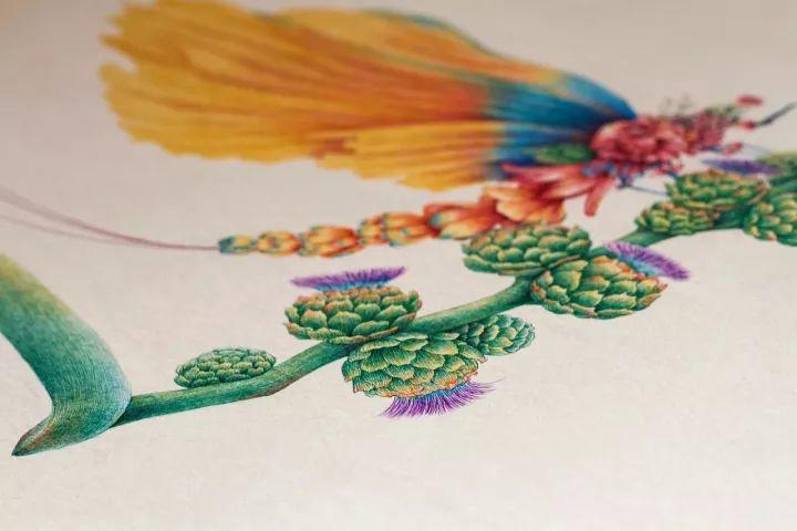 90后男孩的极品钢笔画,细腻的让人窒息插图86