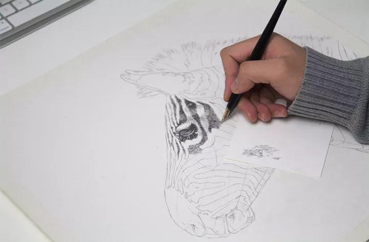 90后男孩的极品钢笔画,细腻的让人窒息插图134