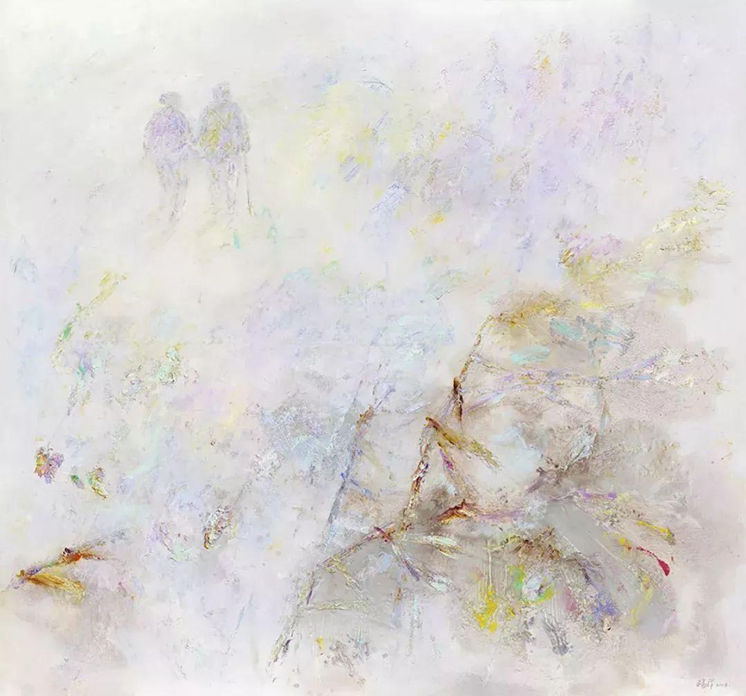 2018中国写意油画学派年展作品集插图11