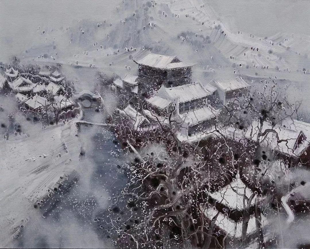 2018中国写意油画学派年展作品集插图81