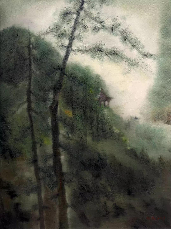 2018中国写意油画学派年展作品集插图159