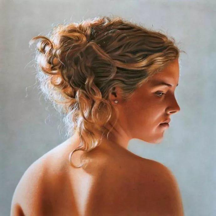 他自学油画,喜欢超现实,是位业余艺术家插图9
