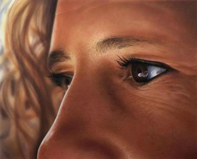 他自学油画,喜欢超现实,是位业余艺术家插图10