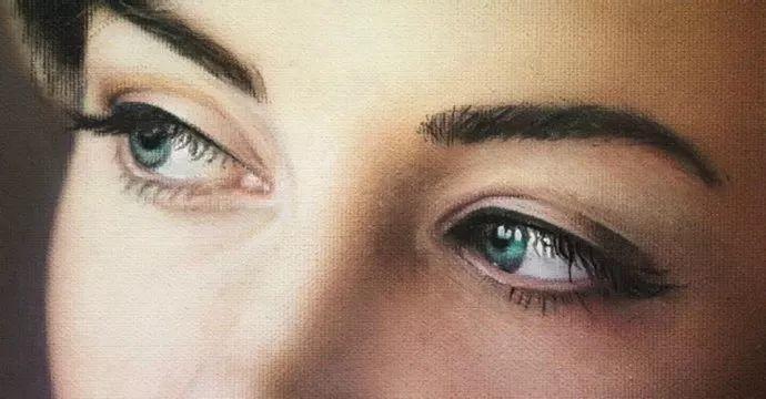 他自学油画,喜欢超现实,是位业余艺术家插图19