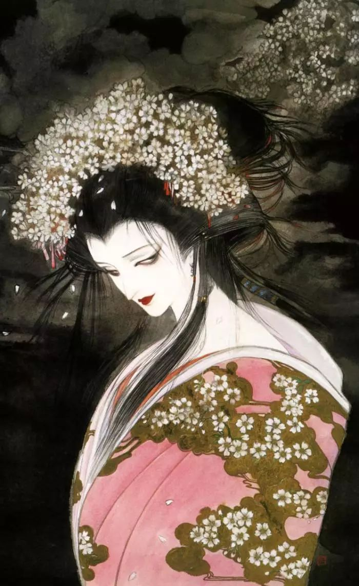 这位日本大叔画了50年的女人插图13