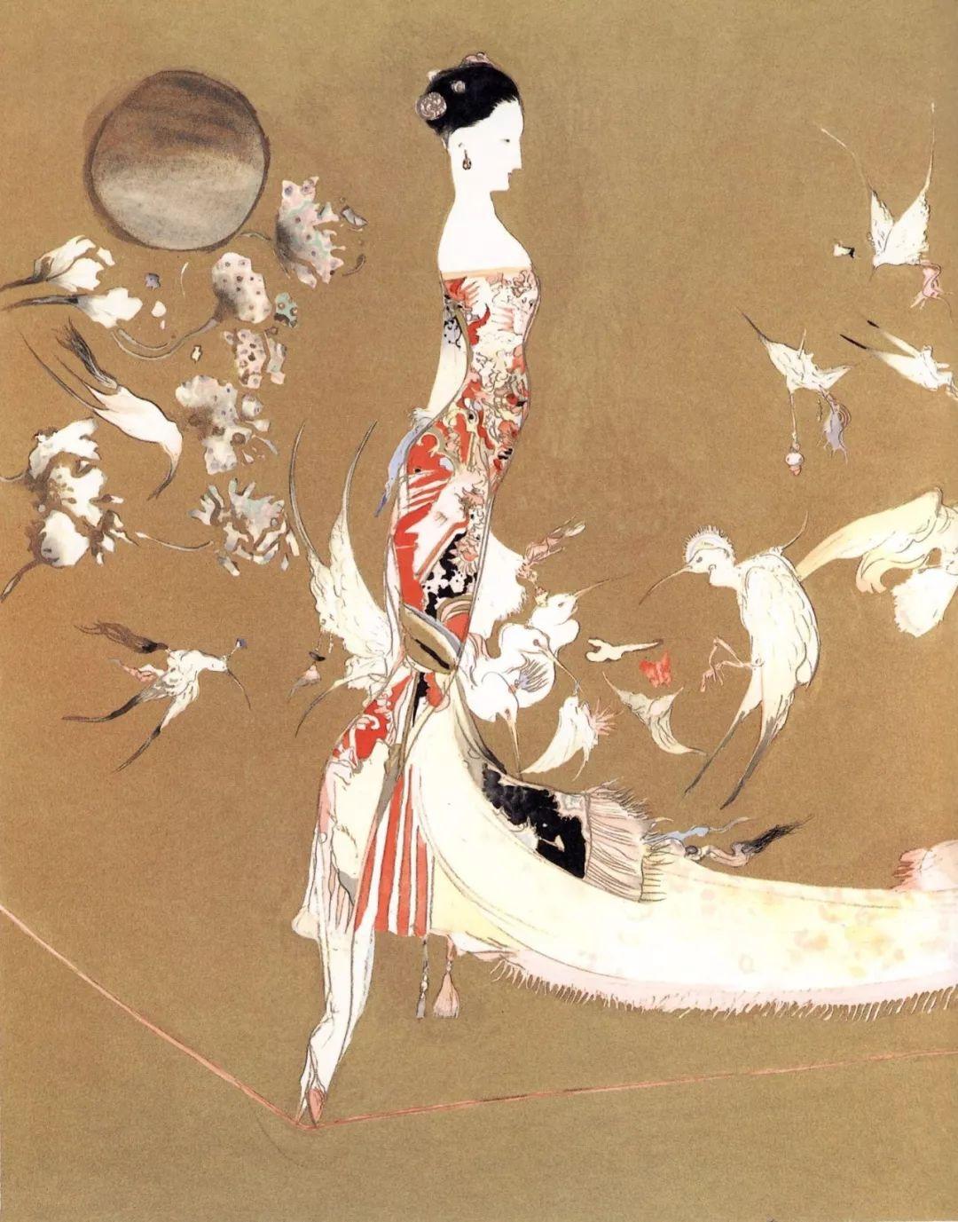 这位日本大叔画了50年的女人插图41