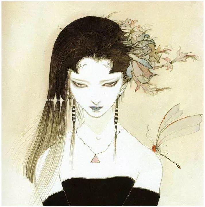 这位日本大叔画了50年的女人插图45