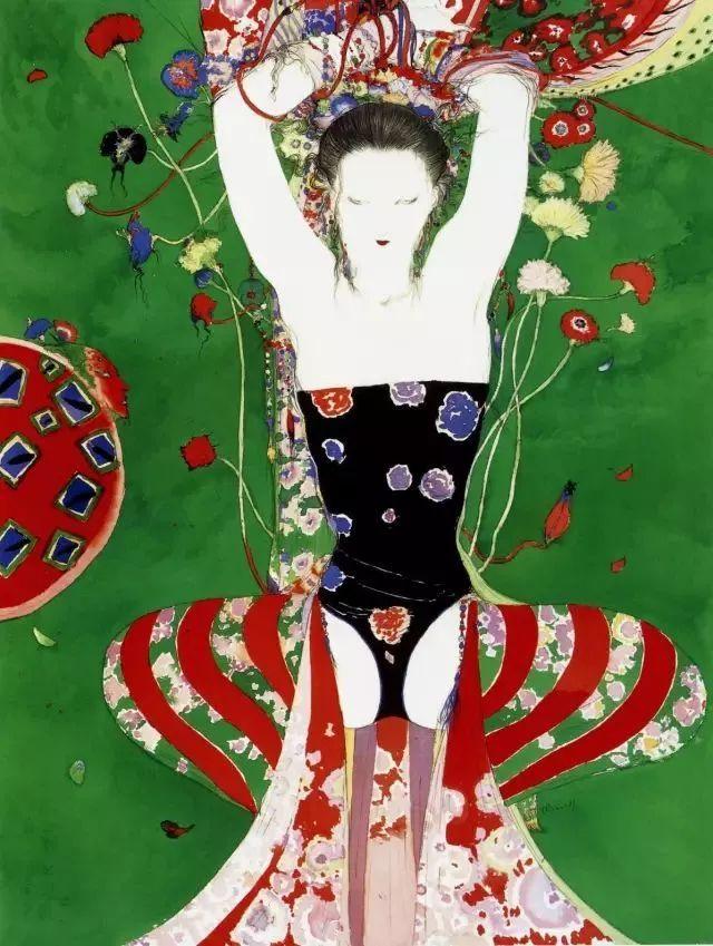 这位日本大叔画了50年的女人插图53