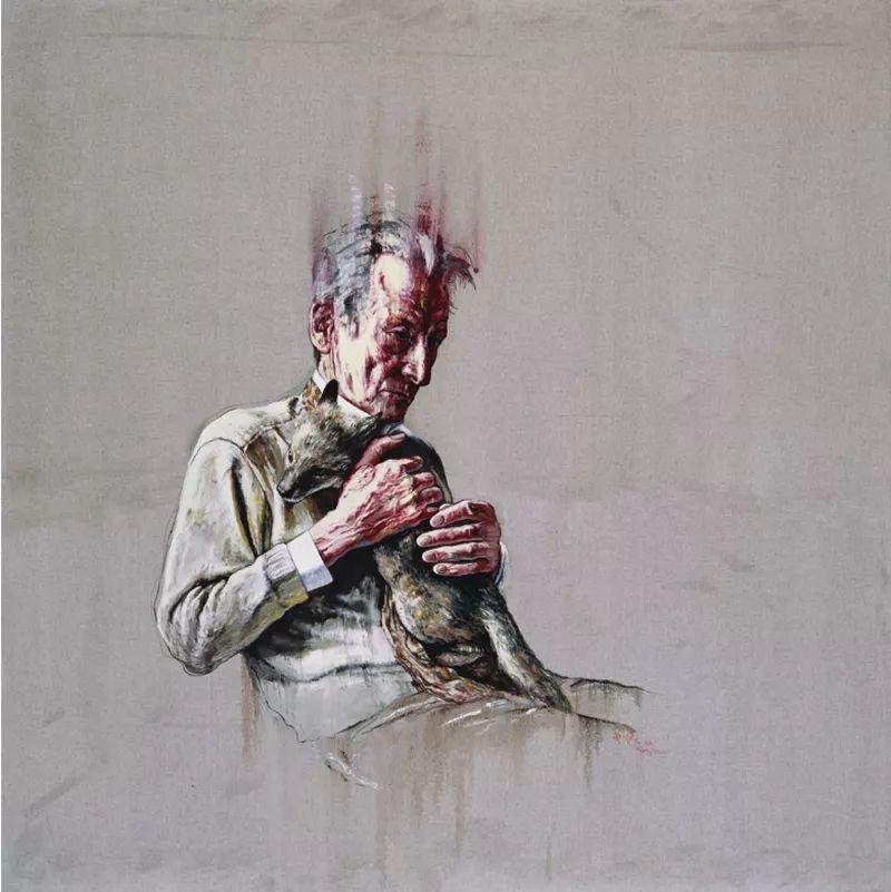 """中国当代第一突破亿元的艺术家,为什么他这么""""贵""""?插图17"""