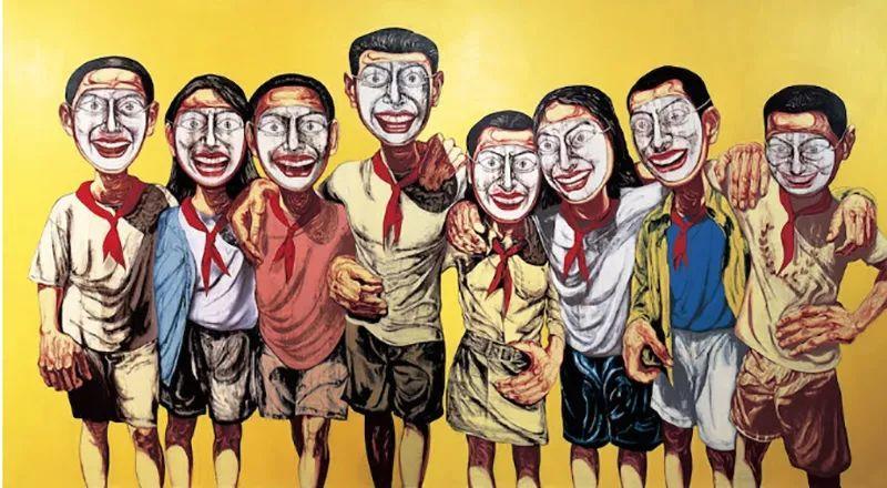 """中国当代第一突破亿元的艺术家,为什么他这么""""贵""""?插图23"""