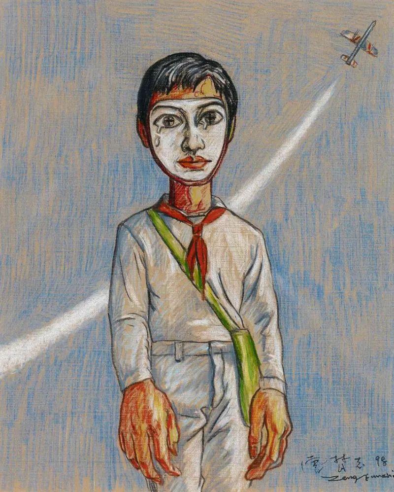 """中国当代第一突破亿元的艺术家,为什么他这么""""贵""""?插图25"""