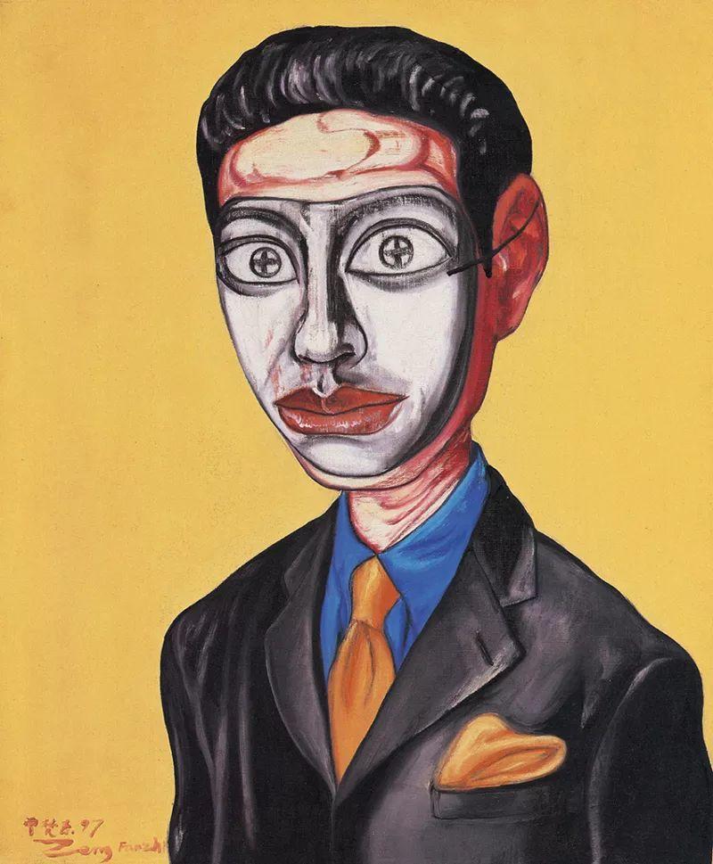 """中国当代第一突破亿元的艺术家,为什么他这么""""贵""""?插图27"""