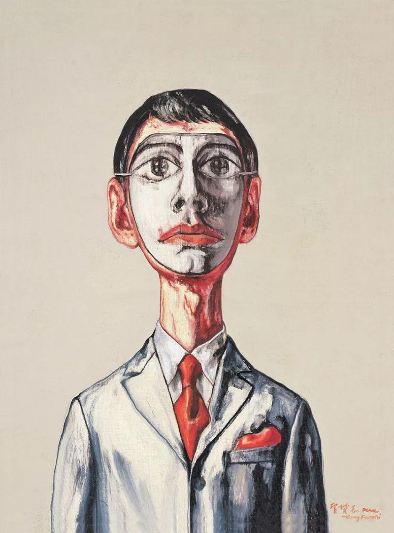 """中国当代第一突破亿元的艺术家,为什么他这么""""贵""""?插图29"""