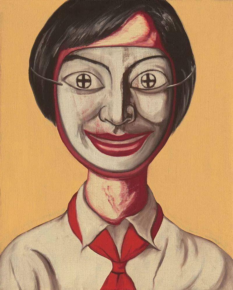 """中国当代第一突破亿元的艺术家,为什么他这么""""贵""""?插图31"""