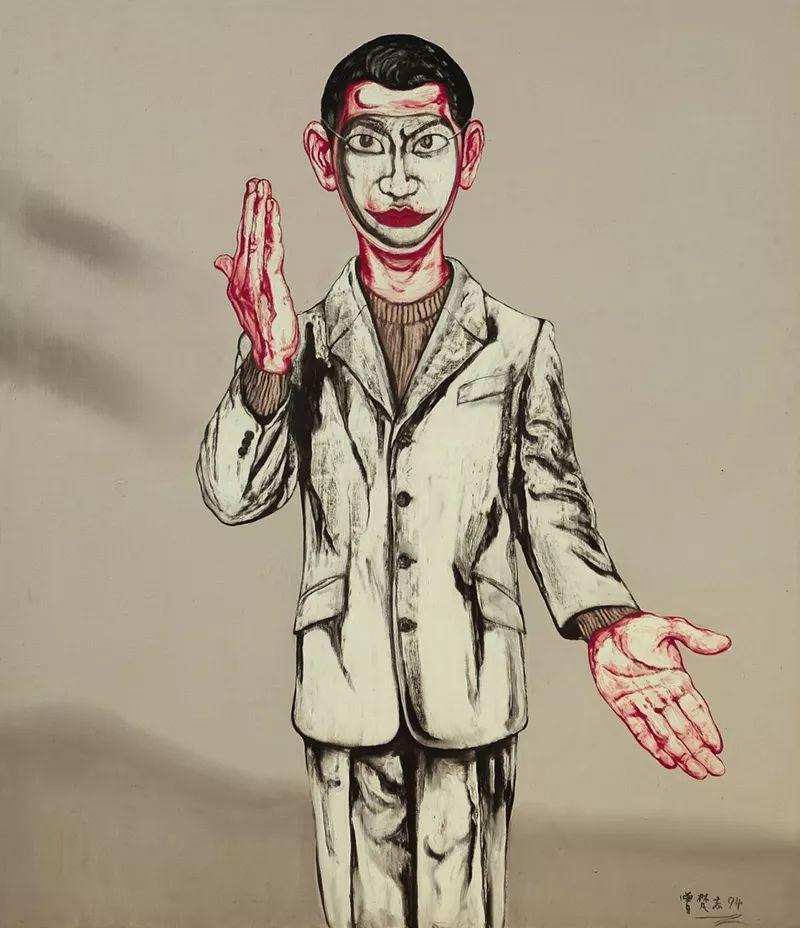 """中国当代第一突破亿元的艺术家,为什么他这么""""贵""""?插图33"""