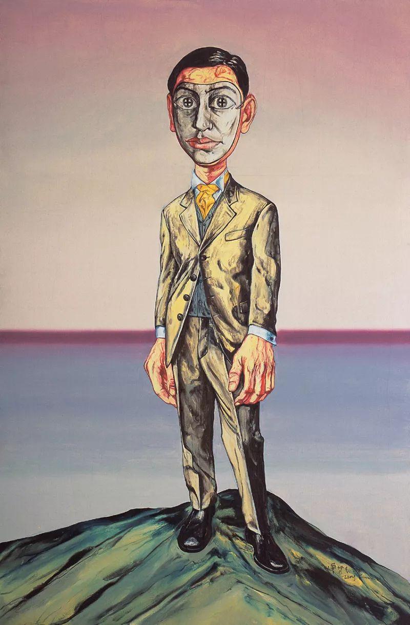 """中国当代第一突破亿元的艺术家,为什么他这么""""贵""""?插图37"""