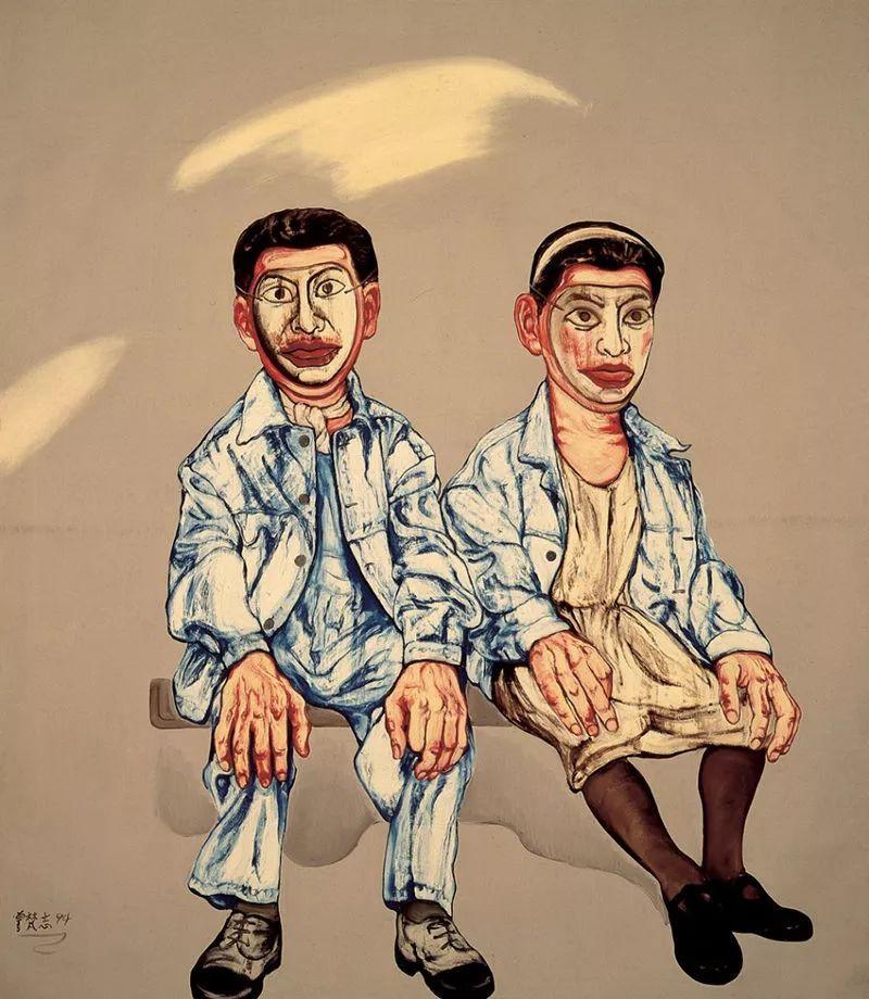 """中国当代第一突破亿元的艺术家,为什么他这么""""贵""""?插图41"""