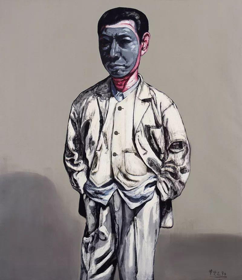 """中国当代第一突破亿元的艺术家,为什么他这么""""贵""""?插图43"""