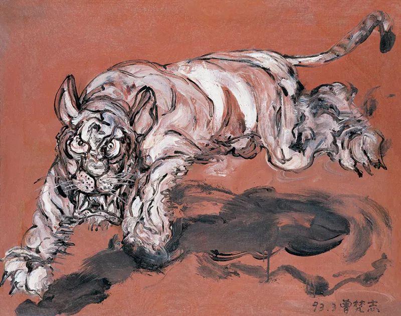 """中国当代第一突破亿元的艺术家,为什么他这么""""贵""""?插图49"""