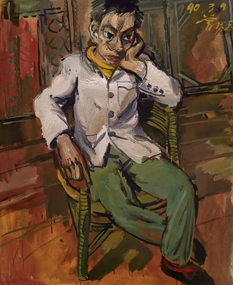 """中国当代第一突破亿元的艺术家,为什么他这么""""贵""""?插图71"""