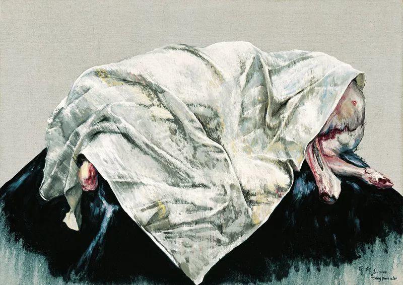 """中国当代第一突破亿元的艺术家,为什么他这么""""贵""""?插图73"""