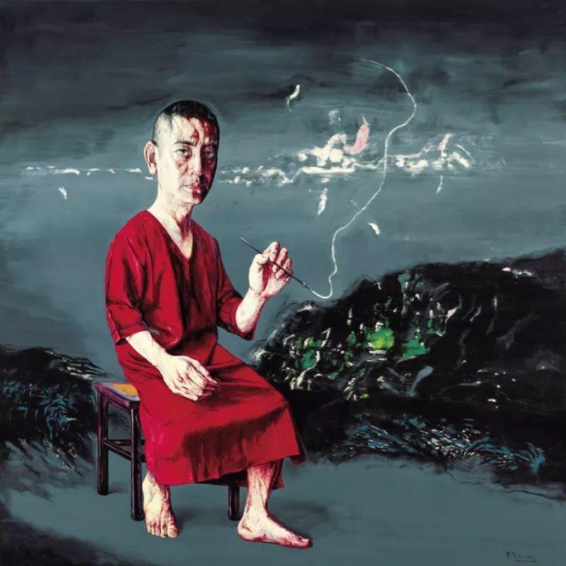 """中国当代第一突破亿元的艺术家,为什么他这么""""贵""""?插图75"""