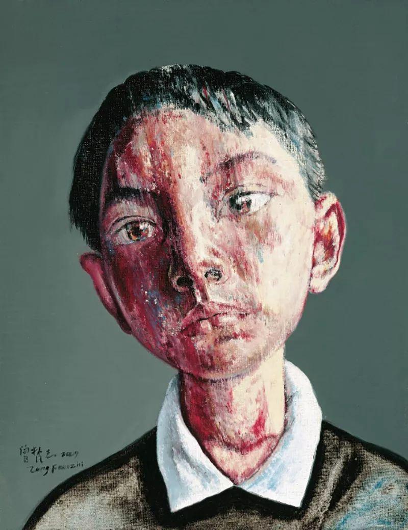"""中国当代第一突破亿元的艺术家,为什么他这么""""贵""""?插图81"""