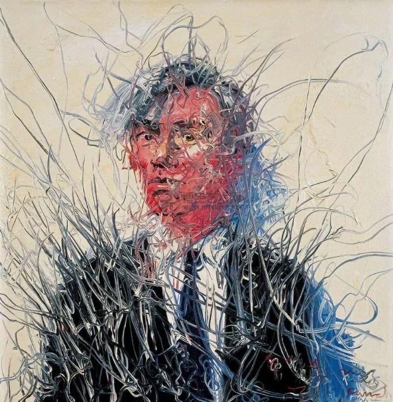 """中国当代第一突破亿元的艺术家,为什么他这么""""贵""""?插图97"""