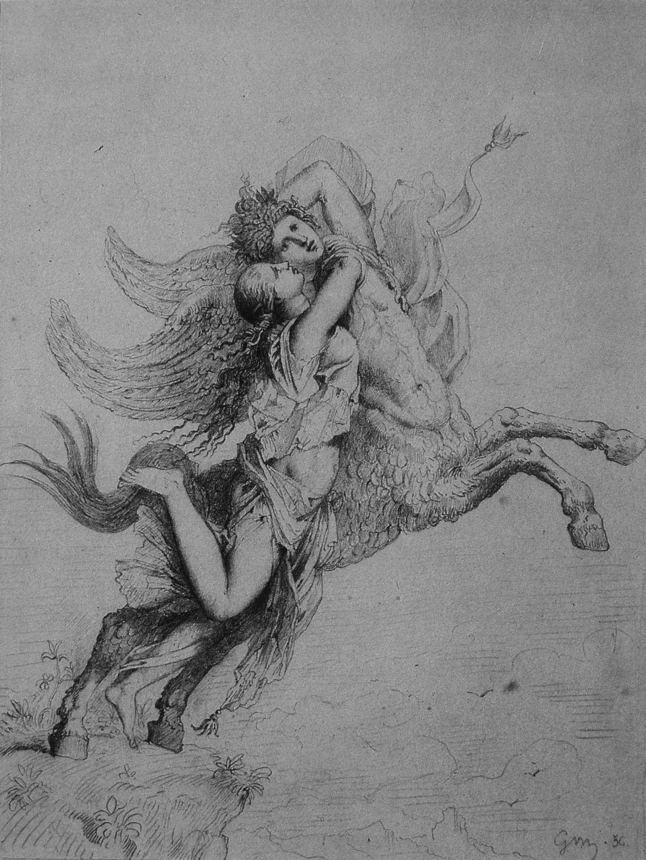 No.47 古斯塔夫·莫罗——法国象征主义画家插图11
