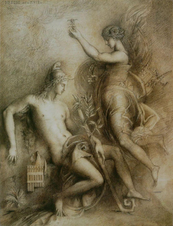 No.47 古斯塔夫·莫罗——法国象征主义画家插图12
