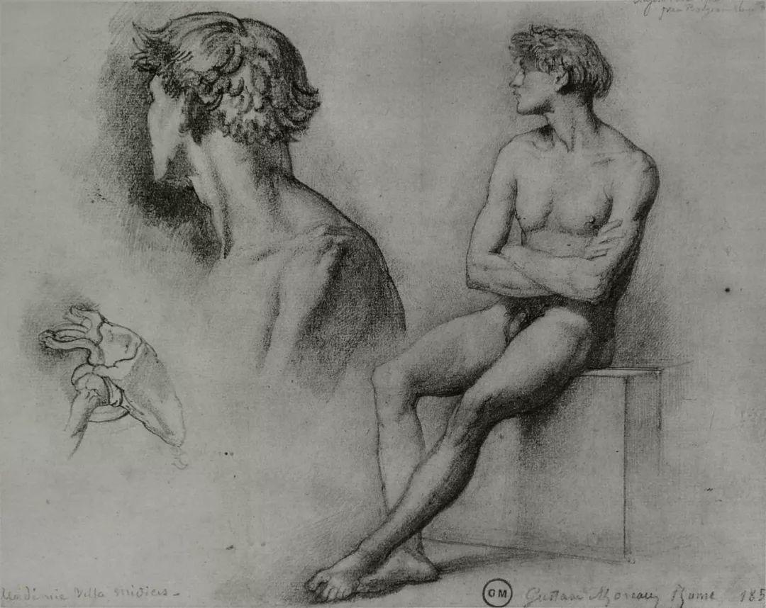 No.47 古斯塔夫·莫罗——法国象征主义画家插图14