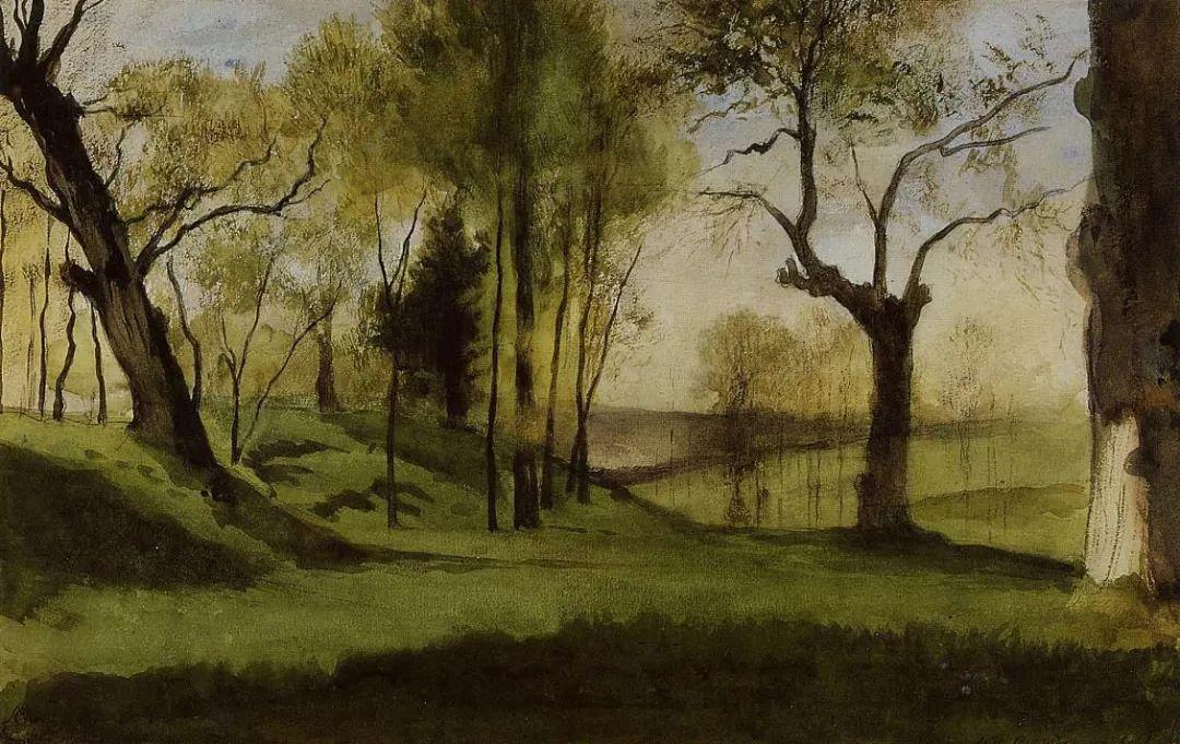 No.47 古斯塔夫·莫罗——法国象征主义画家插图16