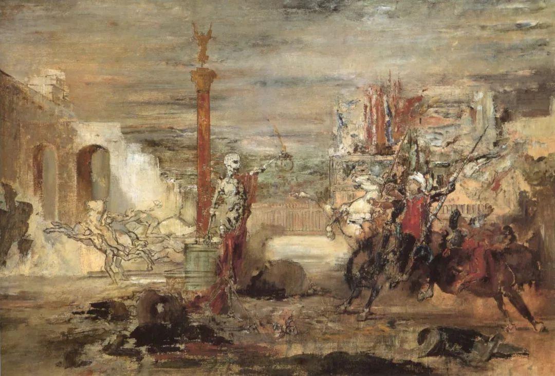 No.47 古斯塔夫·莫罗——法国象征主义画家插图18