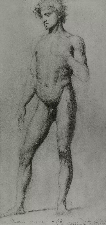 No.47 古斯塔夫·莫罗——法国象征主义画家插图20
