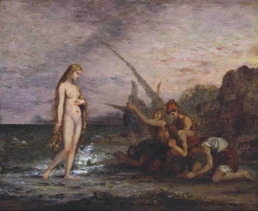 No.47 古斯塔夫·莫罗——法国象征主义画家插图30