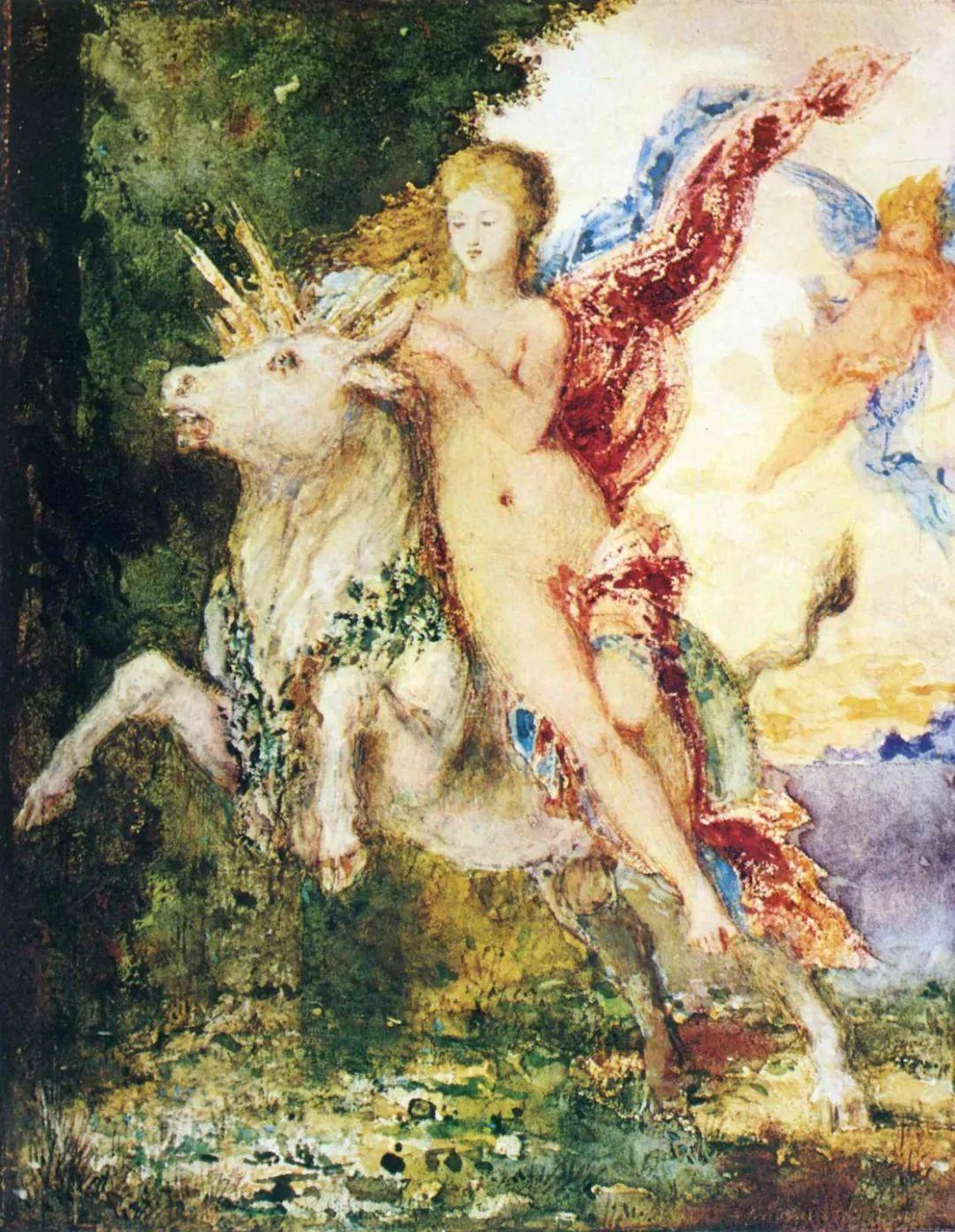 No.47 古斯塔夫·莫罗——法国象征主义画家插图41