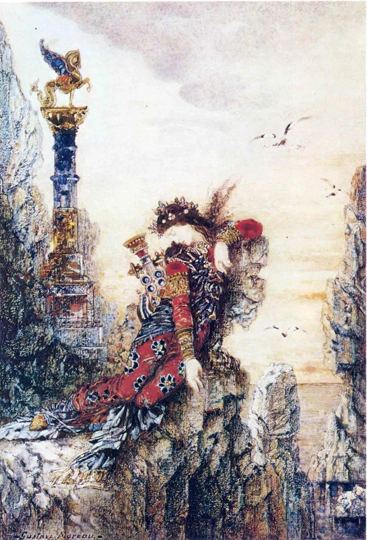 No.47 古斯塔夫·莫罗——法国象征主义画家插图49