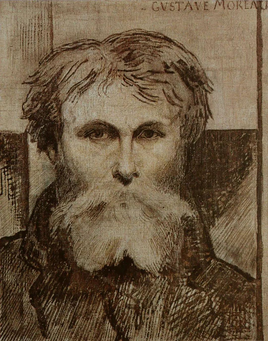No.47 古斯塔夫·莫罗——法国象征主义画家插图50
