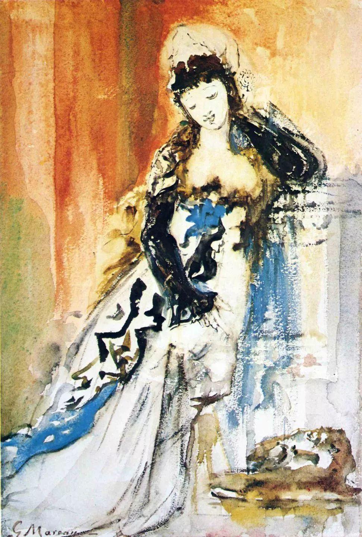 No.47 古斯塔夫·莫罗——法国象征主义画家插图56