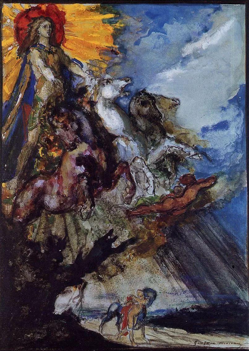 No.47 古斯塔夫·莫罗——法国象征主义画家插图75