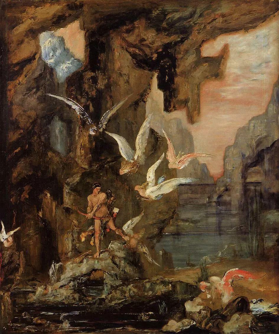No.47 古斯塔夫·莫罗——法国象征主义画家插图79