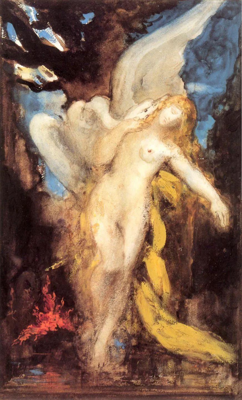 No.47 古斯塔夫·莫罗——法国象征主义画家插图80