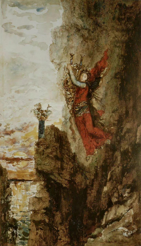 No.47 古斯塔夫·莫罗——法国象征主义画家插图85
