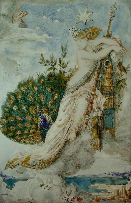 No.47 古斯塔夫·莫罗——法国象征主义画家插图87